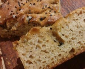 foccacia brød opskrift